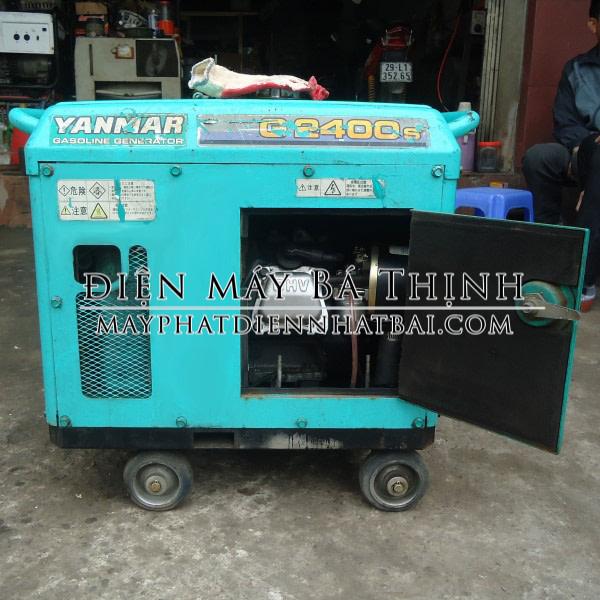 Máy phát điện Yanmar G2400S
