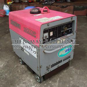 Máy phát điện Shindaiwa EG2500MP