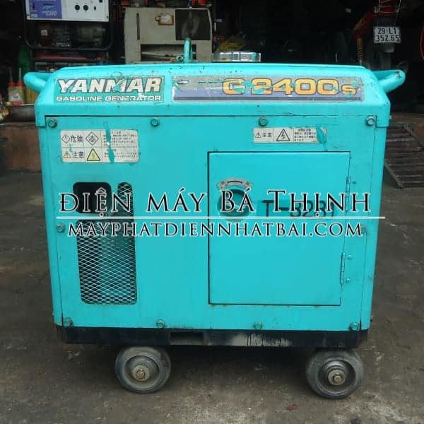 Máy phát điện Yanmar G2400S công suất 2.4kva