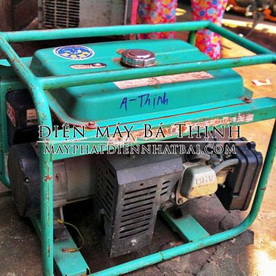 Máy phát điện Yanmar G2300A Nhật Bãi