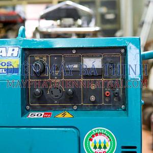 Máy phát điện Yanmar YDG6500S Tiết kiệm nhiên liệu