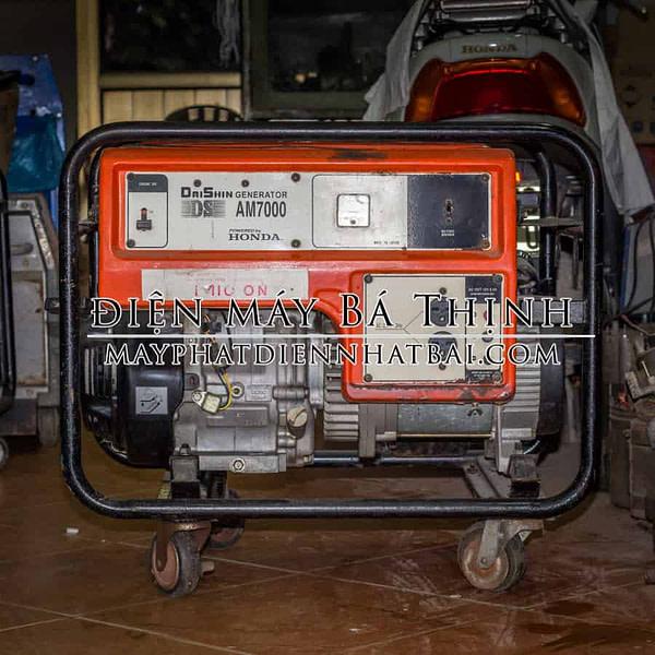 Máy phát điện Daishin AM7000 cũ