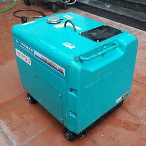 Máy phát điên Yanmar YDG300VS chạy dầu