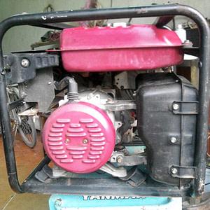 Máy phát điện Elemax SH7000DX công nghiệp