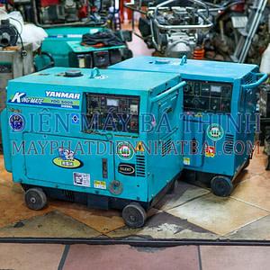 Máy phát điện Yanmar YDG6500S