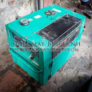 Máy phát điện Yanmar YDW180S công suất 5kva