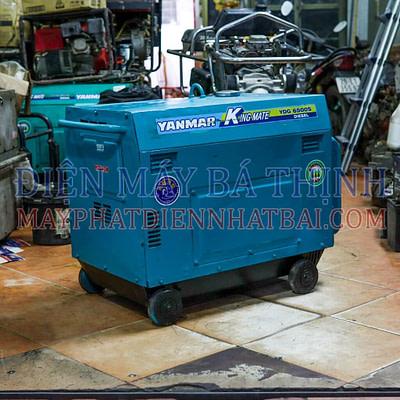 Máy phát điện Yanmar YDG6500S Siêu cách âm