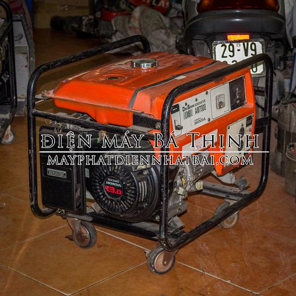 Máy phát điện Daishin AM7000 công xuất 5.5Kva