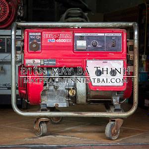 Máy phát điện Honda EM4500SX công suất 4.5kva