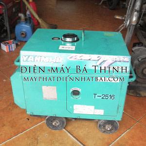 Máy phát điện Yanmar YSG2000SS tiết kiệm nhiên liệu