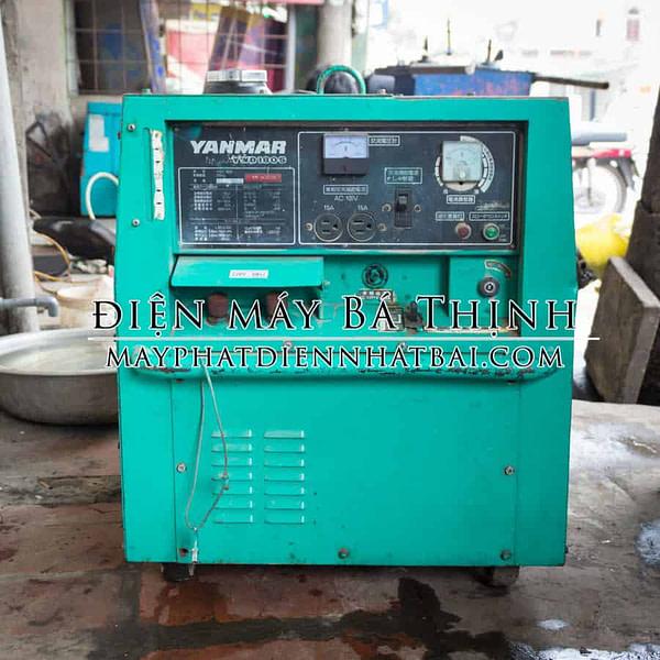 Máy phát điện Yanmar YDW180S Nhật bãi