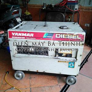 Máy phát điện Yanmar YDG 456S công suất 4.5kva