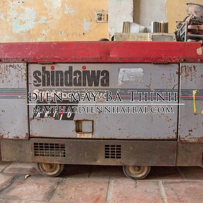 Máy phát điện Shindaiwa DGW310MC